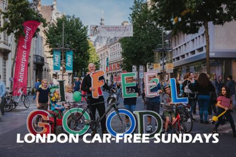 London Car-free Sundays