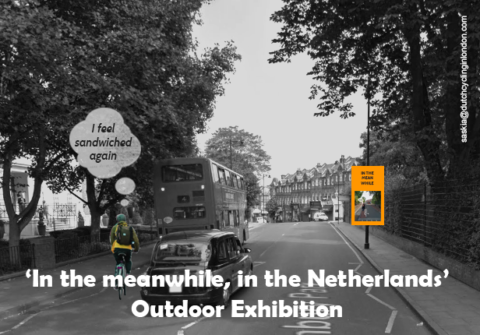 'In the meanwhile in the Netherlands' Outdoor Exhibition