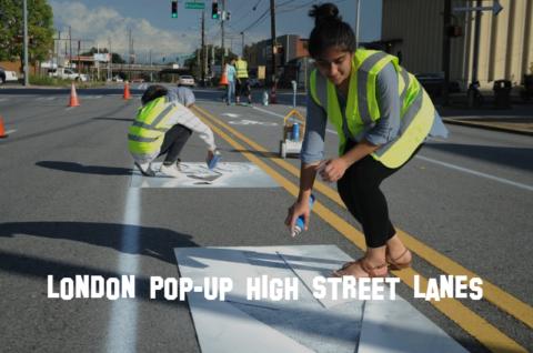 Pop-Up High Street Lanes