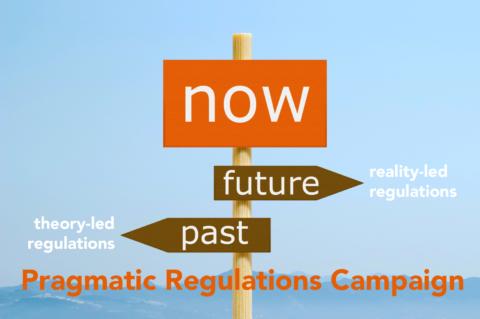 Pragmatic Regulations Campaign