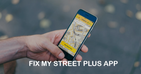 Fix My Street PLUS App